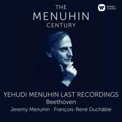 Menuhin - The Last Recordings