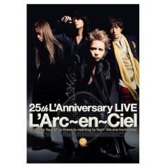 L'Arc~en~Ciel – 25th L'Anniversary LIVE CD1