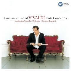 Vivaldi: Flute Concertos - Emmanuel Pahud, Australian Chamber Orchestra, Richard Tognetti