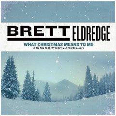 What Christmas Means to Me (Live from CMA's Country Christmas 2014) - Brett Eldredge