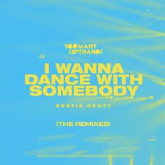 I Wanna Dance With Somebody (Remixes) - TooManyLeftHands, Bertie Scott, BOILERS