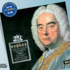 Handel: Concerti Grossi Op.3 & Op.6 - Academy of St. Martin in the Fields, Sir Neville Marriner