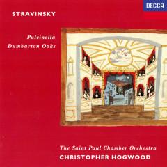Stravinsky: Pulcinella; Dumbarton Oaks / Gallo: Sonatas / Pergolesi: Sinfonia - Christopher Hogwood, St. Paul Chamber Orchestra