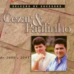 Seleção de Sucessos - 2000/2001 - Cezar & Paulinho