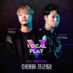 VOCALPLAY Vol.1 – Creative (Single)