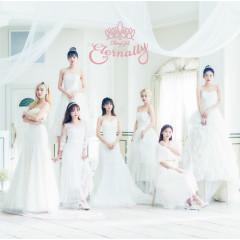 JAPAN 3rd ALBUM  Eternally - OH MY GIRL