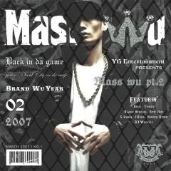 Mass Wu Pt. 2 - MASTA WU