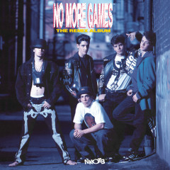 No More Games/The Remix Album - New Kids On The Block