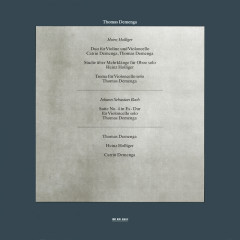 Heinz Holliger / J.S. Bach - Thomas Demenga, Heinz Holliger, Catrin Demenga