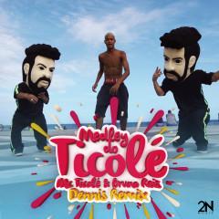 Medley do Ticolé (Dennis Remix) - MC Ticolé, Bruno Reis, Dennis DJ
