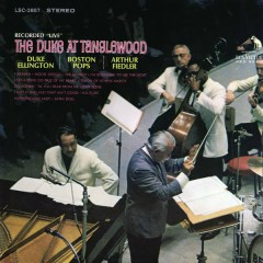 The Duke at Tanglewood - Duke Ellington