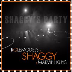 Shaggy's Party - RoleModels, Shaggy, Marvin Kuijs