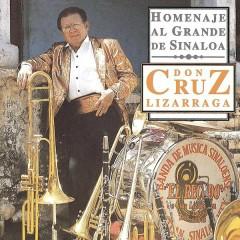 Homenaje al Grande de Sinaloa Don Cruz Lizárraga