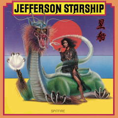 Spitfire (Remastered) - Jefferson Starship