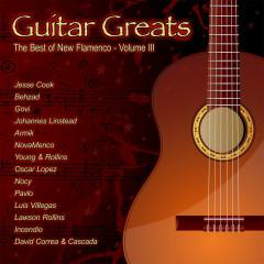 Guitar Greats the Best of New Flamenco Volume III - Various Artists