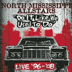 Do It Like We Used to Do (Live) - North Mississippi Allstars