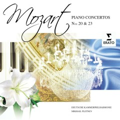 Mozart: Piano Concertos Nos 20 & 23 - Mikhail Pletnev