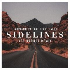 Sidelines (Remixes) - Adriano Pagani, Caelu
