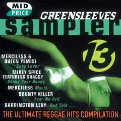 Greensleeves Sampler 13 - Various Artists