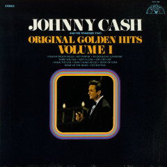 Original Golden Hits - Volume 1 - Johnny Cash, The Tennessee Two