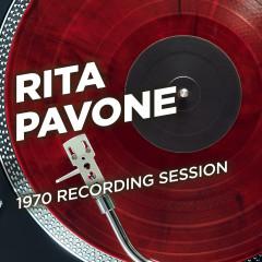 1970 Recording Session - Rita Pavone