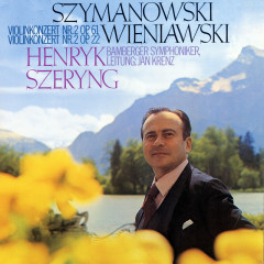 Wieniawski: Violin Concerto No. 2 / Szymanowski: Violin Concerto No. 2 - Henryk Szeryng, Bamberg Symphony Orchestra, Jan Krenz