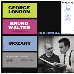Mozart: Bass Arias - George London