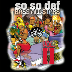 So So Def Bass All-Stars Vol. II - Various Artists, Jermaine Dupri