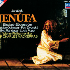 Janácek: Jenufa - Elisabeth Söderström, Peter Dvorsky, Eva Randová, Wieslaw Ochman, Wiener Staatsopernorchester