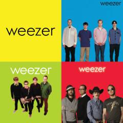 Blue/Green/Red - Weezer