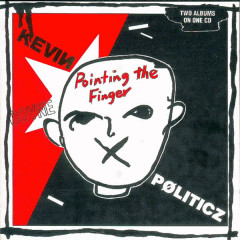 Pointing The Finger/Politicz - The Cherry Red Albums 1981-1982 - Kevin Coyne