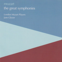 Mozart: The Great Symphonies - London Mozart Players, Jane Glover