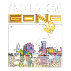 Angel's Egg (Deluxe Edition) - Gong