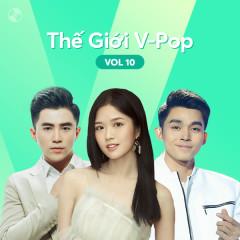 Thế Giới V-Pop Vol.10 - Will, Jun Phạm, Rocker Nguyễn