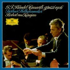Handel: Concerti grossi Op.6 - Leon Spierer, Michel Schwalbé, Hanns-Joachim Westphal, Ottomar Borwitzky, Friedrich Fischer