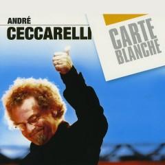 Carte Blanche - André Ceccarelli