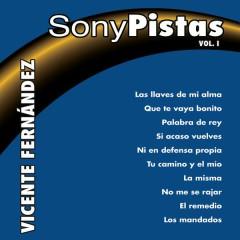 Sony - Pistas, Vol.1 (Vicente Fernández)