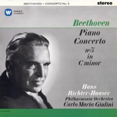 Beethoven: Piano Concerto No. 3, Op. 37 - Hans Richter-Haaser