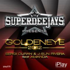 Goldeneye 2012 - Amanda, The Superdeejays