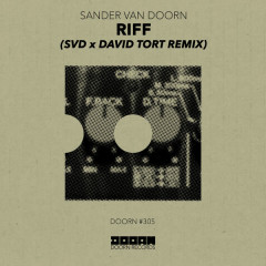 Riff (SvD X David Tort Remix)