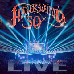 50 Live - Hawkwind