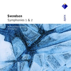 Svendsen : Symphonies 1 & 2 - Norwegian Radio Orchestra, Ari Rasilainen