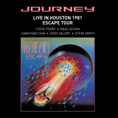 Live In Houston 1981: The Escape Tour - Journey