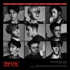 DEVIL - SUPER JUNIOR SPECIAL ALBUM - Super Junior