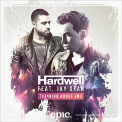 Thinking About You - Hardwell,Jay Sean