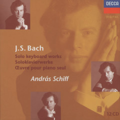 Bach, J.S.: The Solo Keyboard Works - Andras Schiff