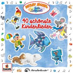 40 schönste Kinderlieder - Detlev Jöcker