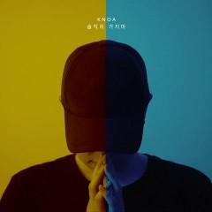Won't Let You Go (Single) - KNOA