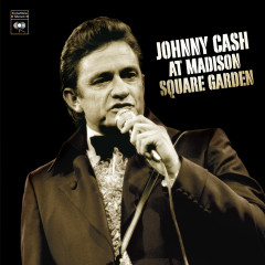 At Madison Square Garden - Johnny Cash