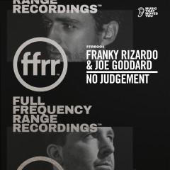 No Judgement - Franky Rizardo, Joe Goddard